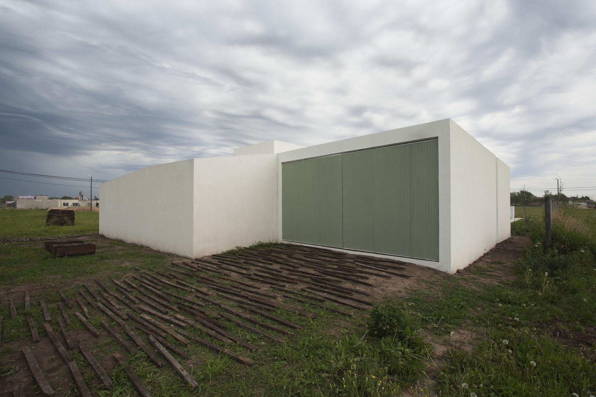 Cisura House / Manuel Cucurell + Sebastián Virasoro, © Gustavo Frittegotto