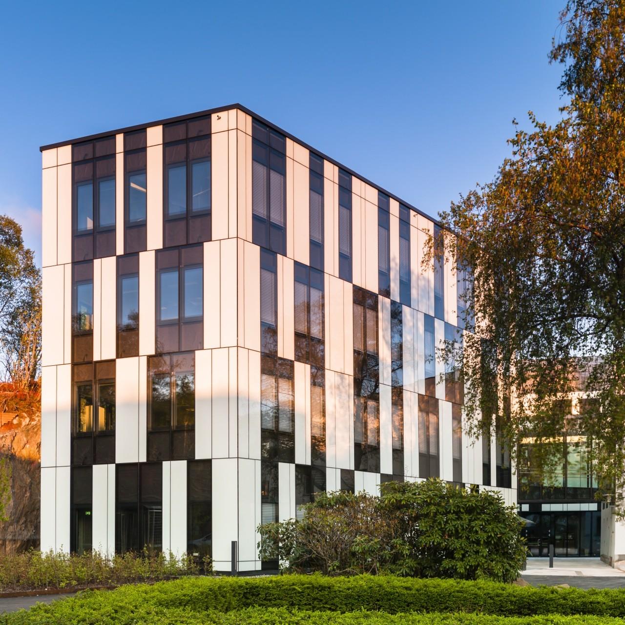 Norwegian School of Economics / Link arkitektur