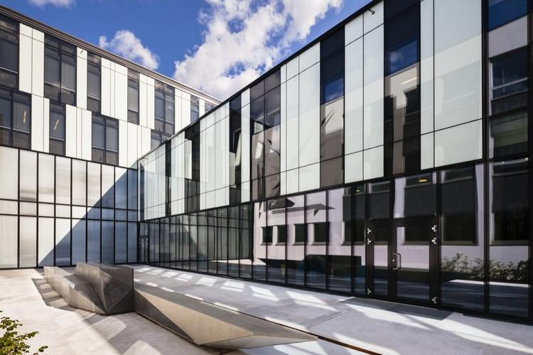 Escuela de Economía de Noruega / Link arkitektur  , © Hundven-Clements Photography