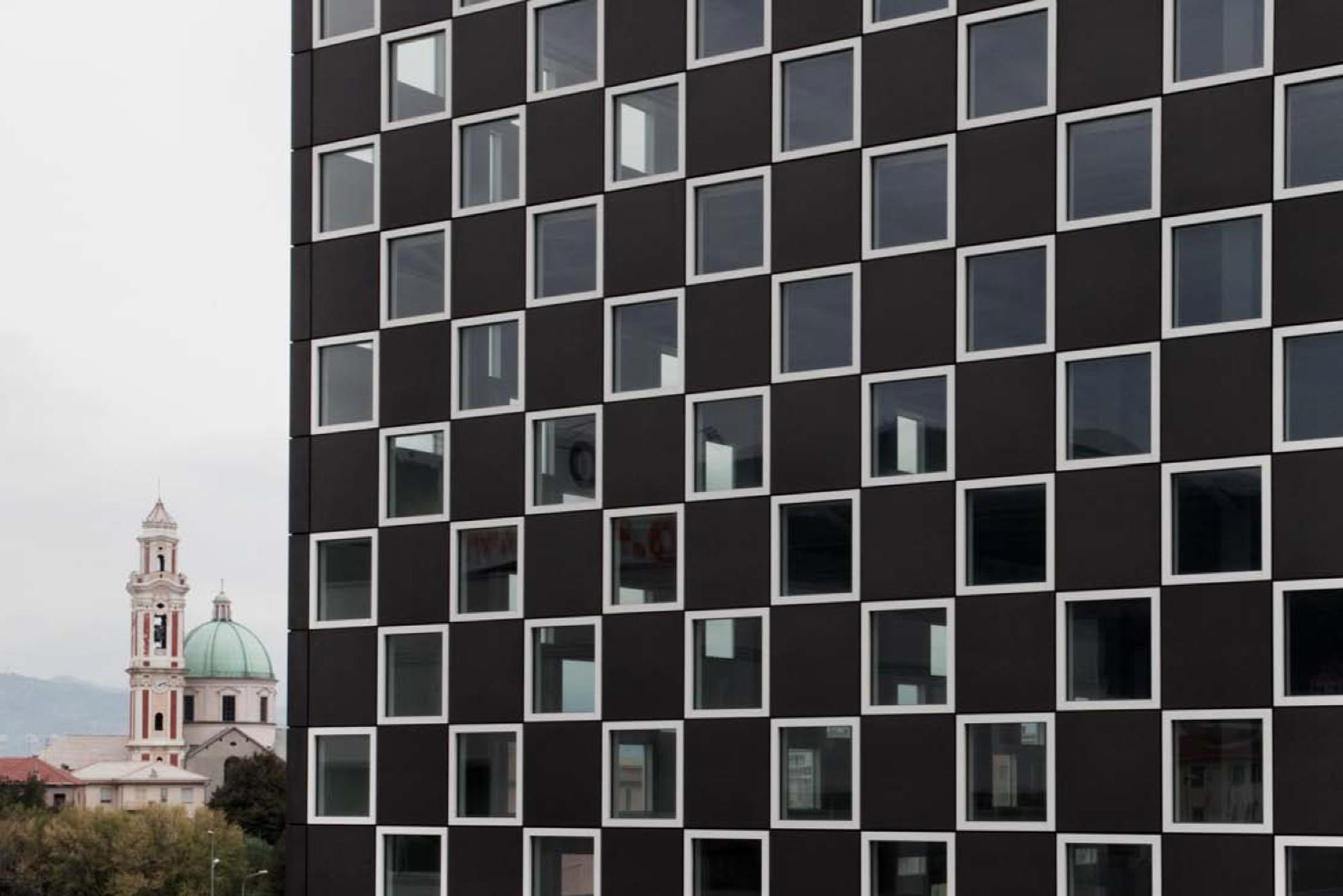 Office Building / Carlo Bagliani + Antonio Norero, © Giovanna Silva