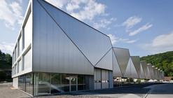 Pabellón de Producción en Hettingen / Barkow Leibinger, Frank Barkow, Regine Leibinger
