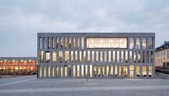Nuevo edificio para la Universidad y Biblioteca Estatal Fulda  / ATELIER 30