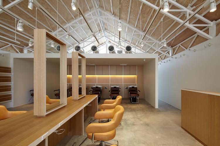 Hair Do / Ryo Matsui Architects Inc, © Daici Ano