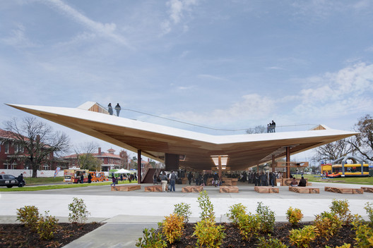 St. Elizabeths East Gateway Pavilion / Davis Brody Bond