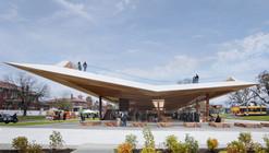 St. Elizabeths East Gateway Pavilion / Davis Brody Bond