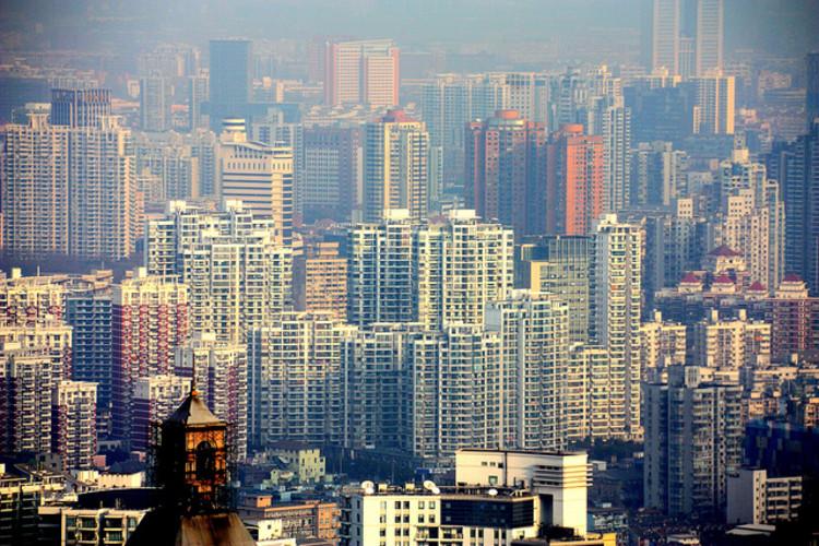 Poderia o Facebook ajudar a compreender o fenômeno da migração urbana?, China plans to move 250 Million citizens into cities by 2025. Could Facebook help them in this endeavor?. Image © Flickr CC User Wenjie Zhang