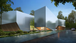 Shanghai Flower Garden Square / Real Time Architecture