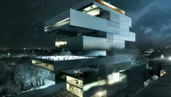 Heneghan Peng Architects selecionado para projetar o Centro de Artes Contemporâneas de Moscou
