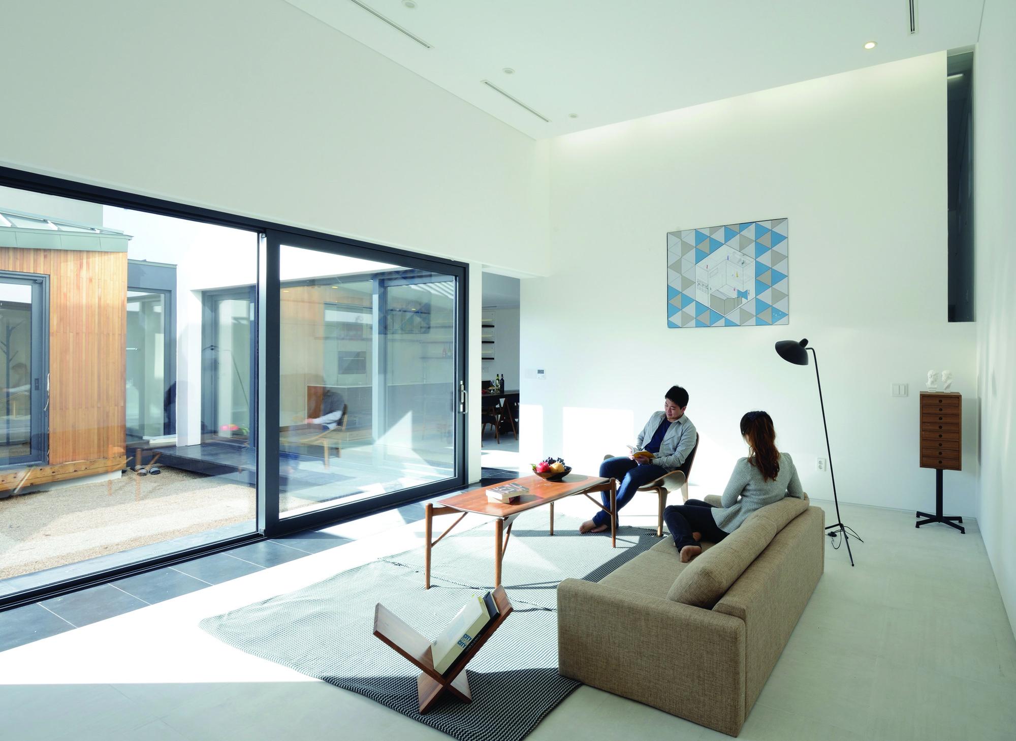 Galer a de casa f cil tru architects 9 - Casa facil picassent ...