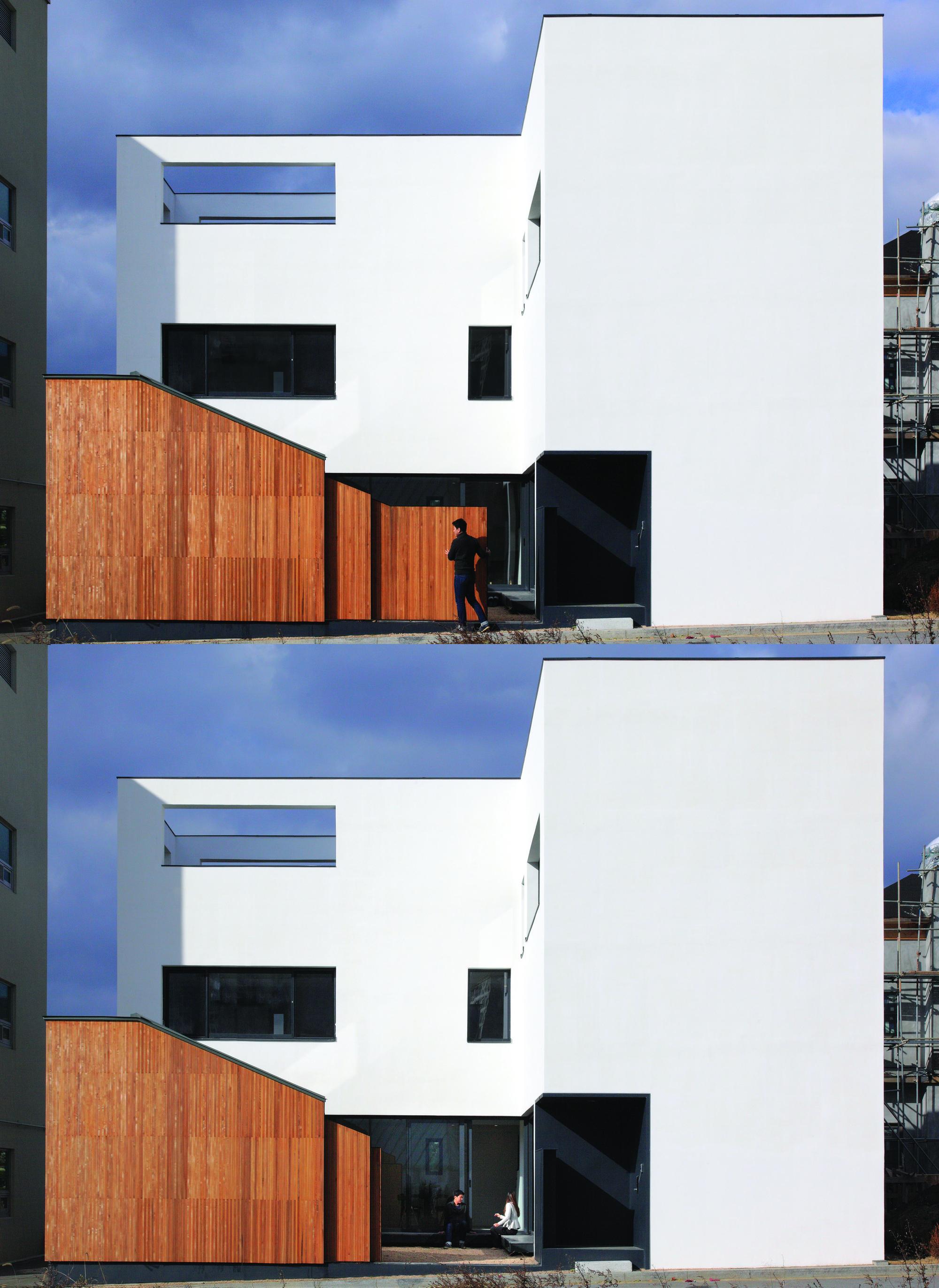 Galer a de casa f cil tru architects 7 - Casa facil picassent ...