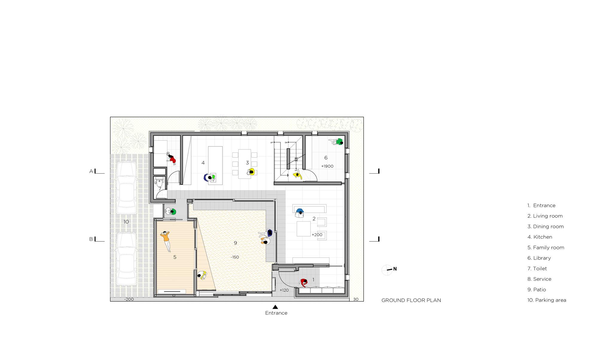 Galeria De Easy House Tru Architects 10