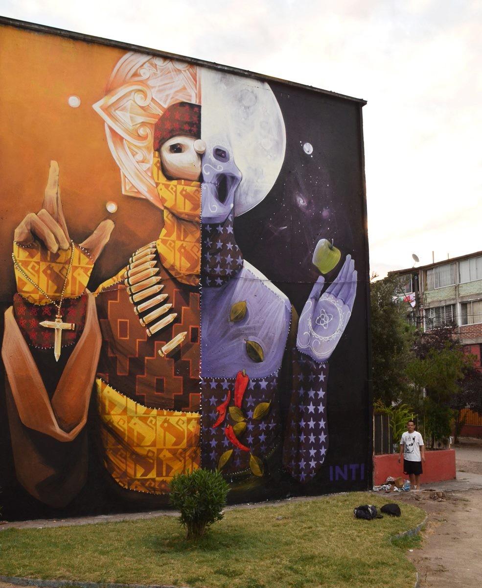 86 fotos que mostram o melhor do Street Art Utopia 2013