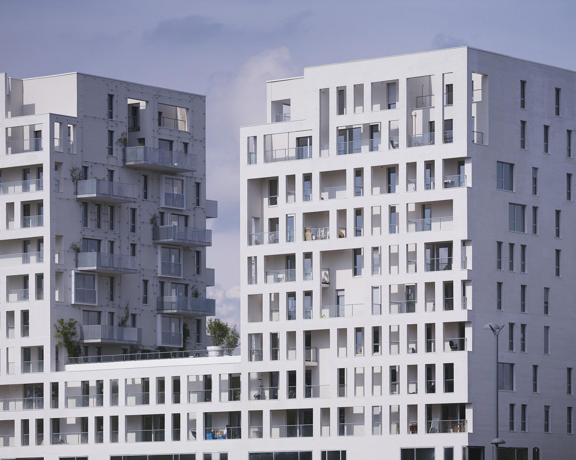 Gallery of l arboretum coldefy associ s architectes for Architecte urbaniste de l etat