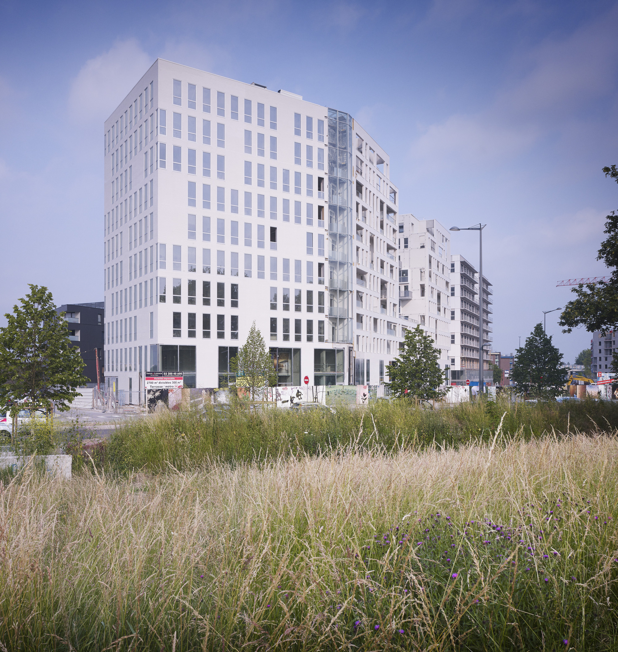 Galer a de l arboretum coldefy associ s architectes for Architecte urbaniste de l etat