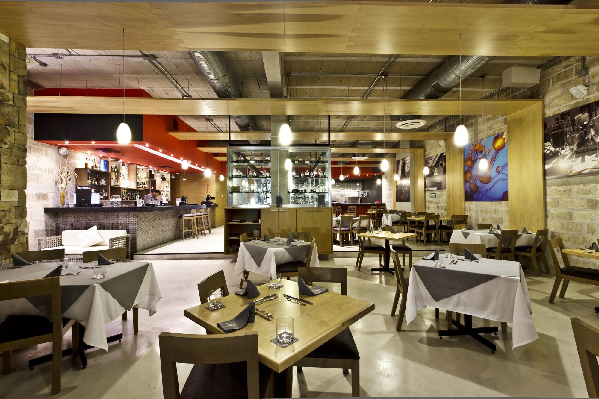 Galer A De Restaurante Il Dox Arquitectos 6