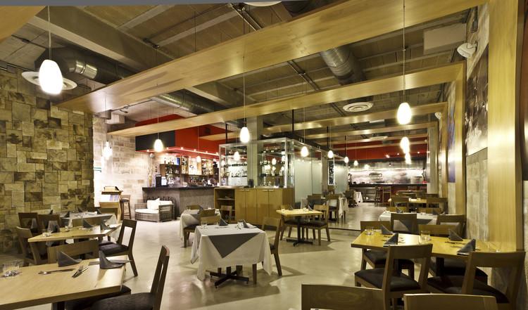 Restaurante Ilé / DOX Arquitectos, © David Emir Cervera Castro