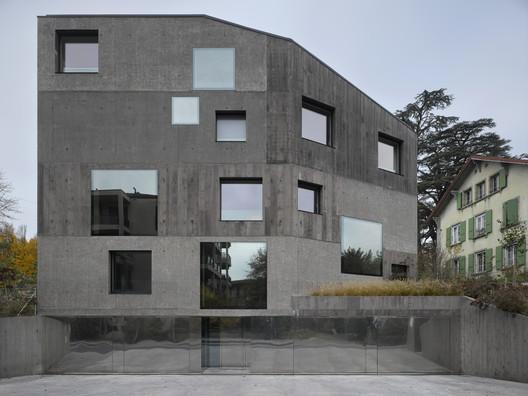 Villa Urbana en Beaumont / 2b architectes