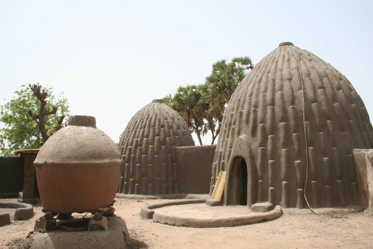 Arquitetura vernacular: casas Musgum, nos Camarões, © Patrick Lapierre
