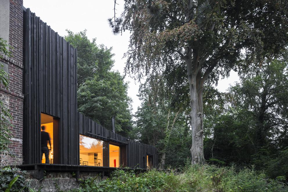 Black House / Marchi Architectes, © FG + SG