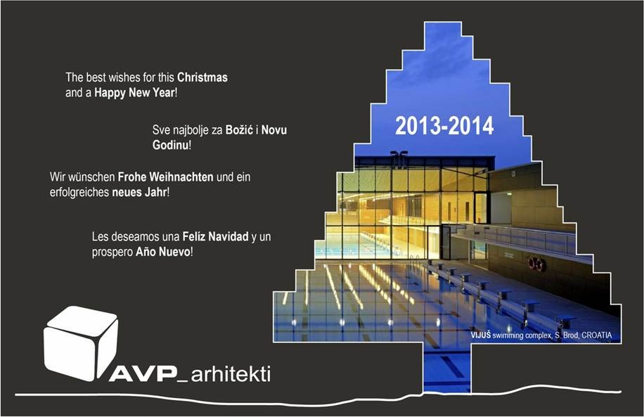 seasons greetings from the architects archdaily