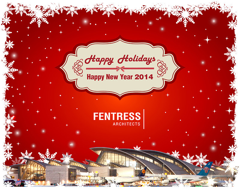 Seasons greetings from the architects archdaily m4hsunfo