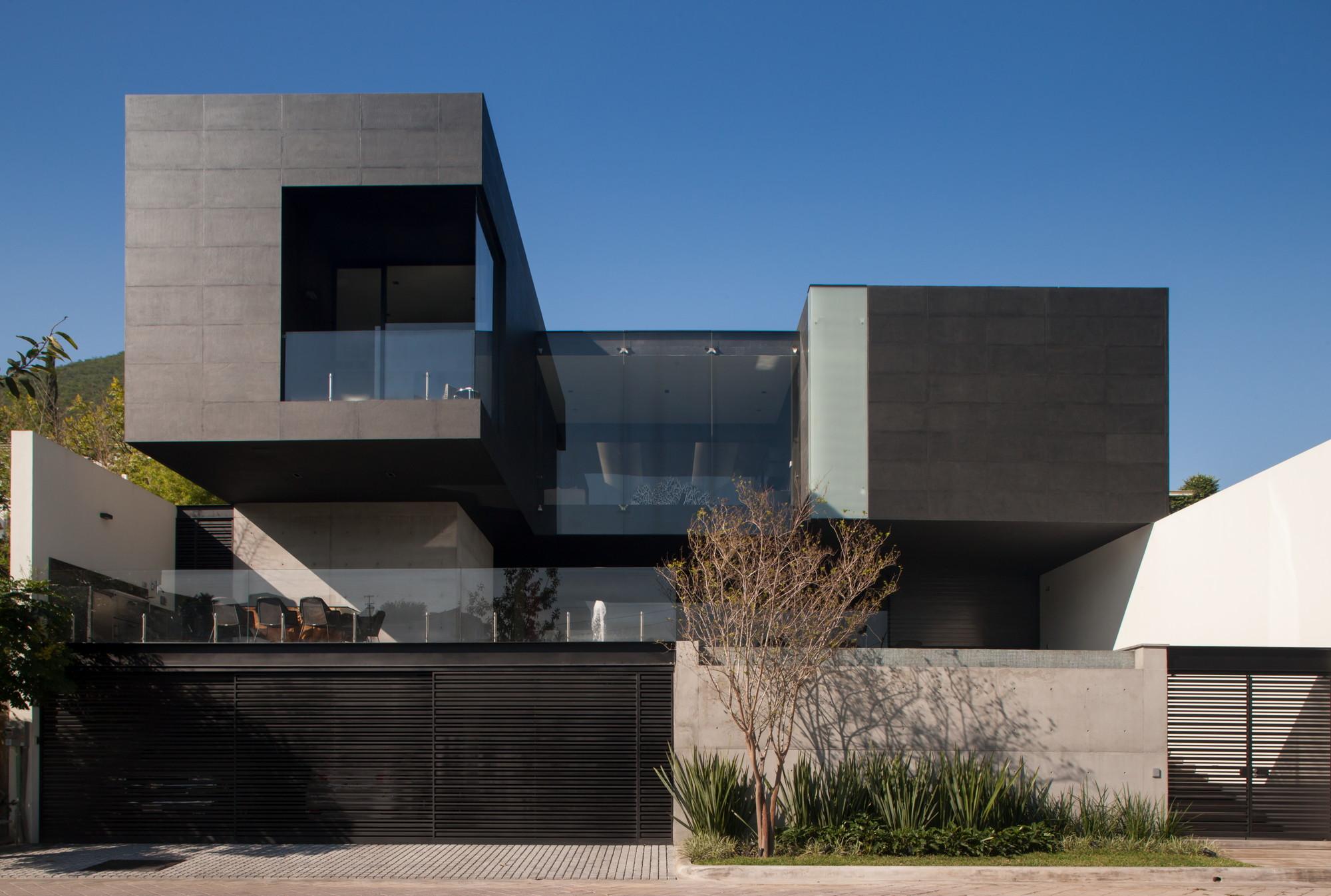 Galer a de casa ch glr arquitectos 6 for Casa moderna 44 belvedere