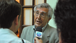 Víctor, hermano de César Pelli, y su visión social de la Arquitectura