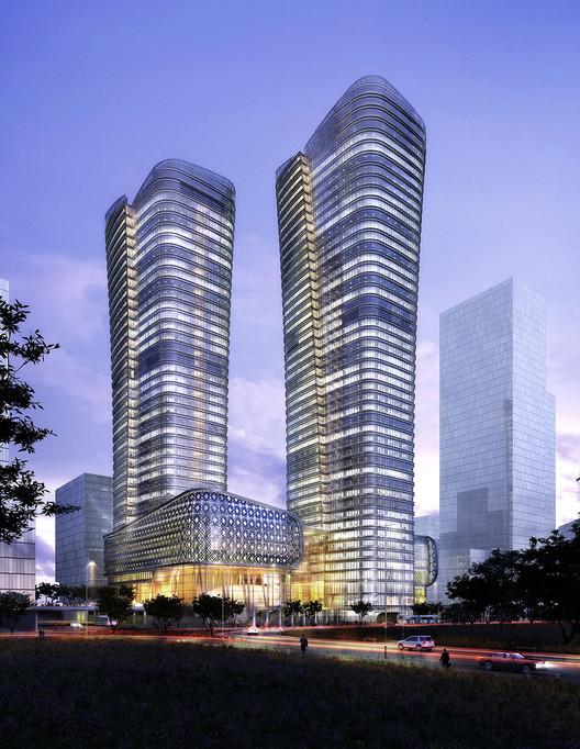 Ziraat Bank Headquarters / KPF, © KPF