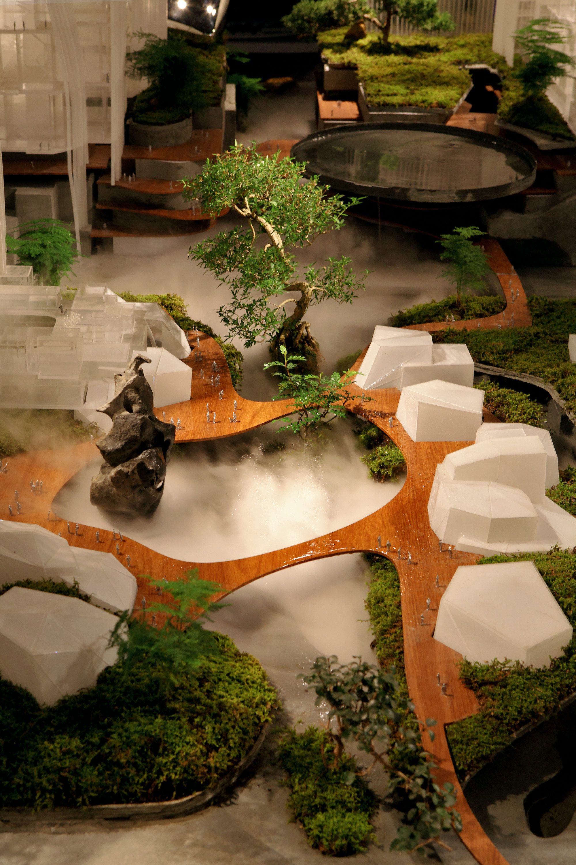 Gallery Of Mad Envisions More Natural Chinese Cities In