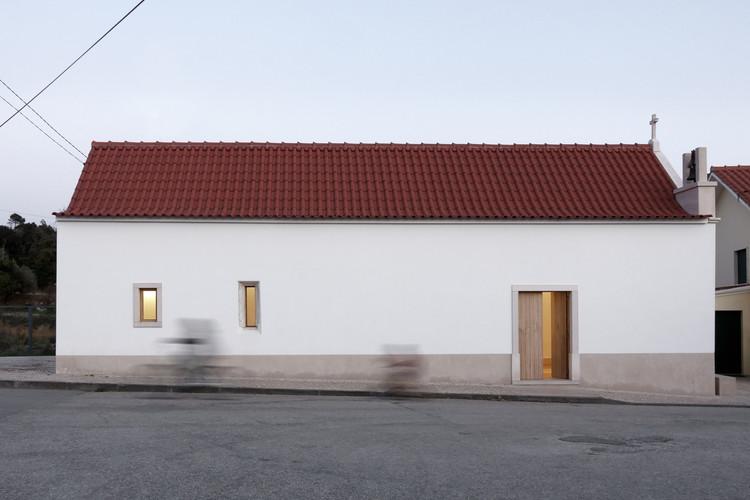 Capela / Bruno Dias arquitectura, © Hugo Santos Silva