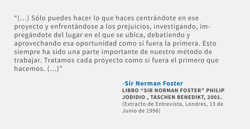 Frases: Sir Norman Foster