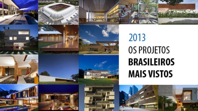 Os projetos brasileiros mais vistos de 2013, © Carla Soto - ArchDaily. Image