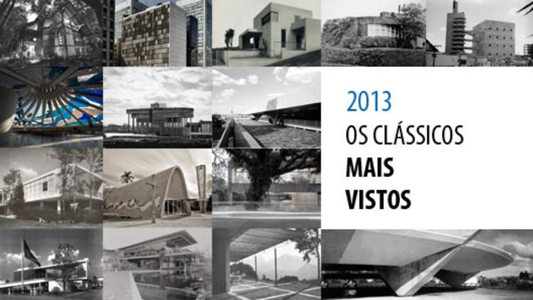 Os Clássicos mais vistos de 2013