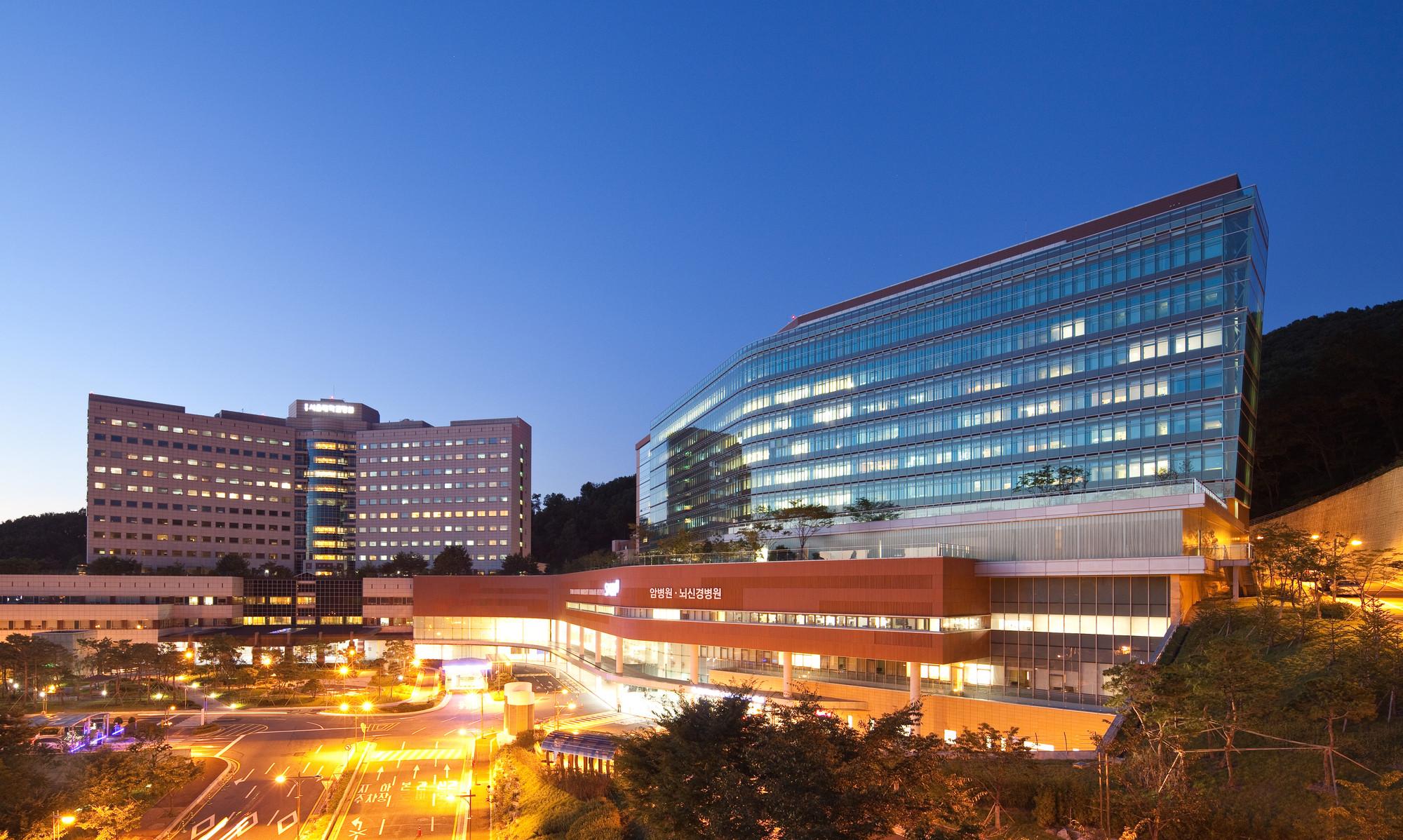 Gallery Of Bundang Seoul National University Hospital