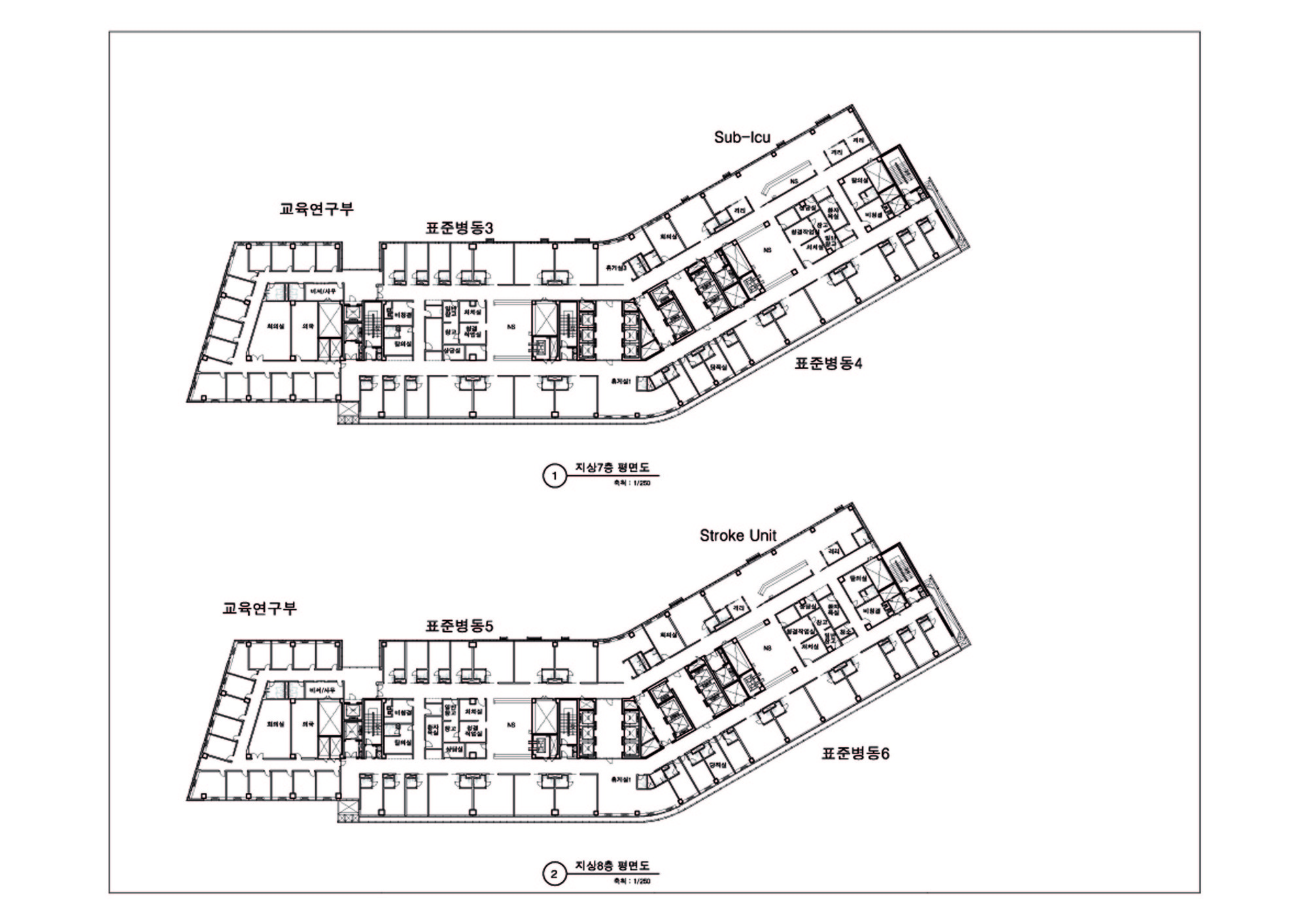 Housing Floor Plans Gallery Of Bundang Seoul National University Hospital