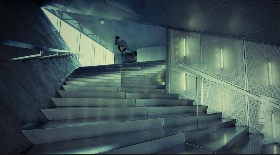 Kickstarter: REM , REM Screen Shot from Casa De Musica Porto. Image Courtesy of Tomas Koolhaas
