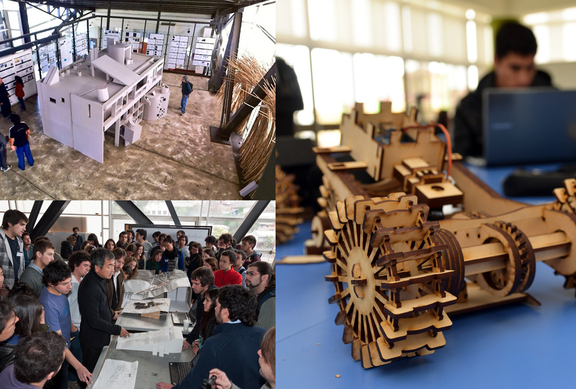 Galer A De D Nde Estudiar Arquitectura En Chile En 2014 3