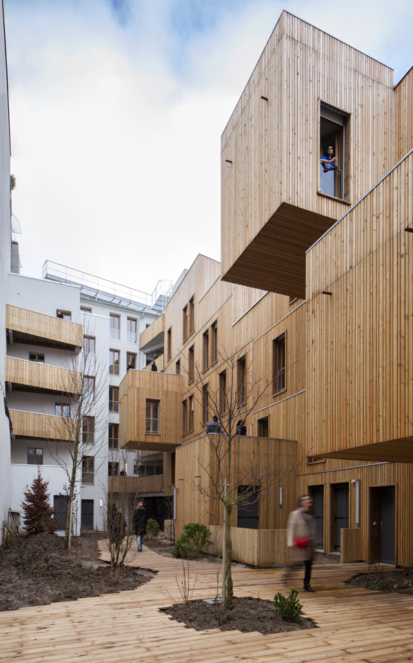 Tete in L'air / KOZ Architectes
