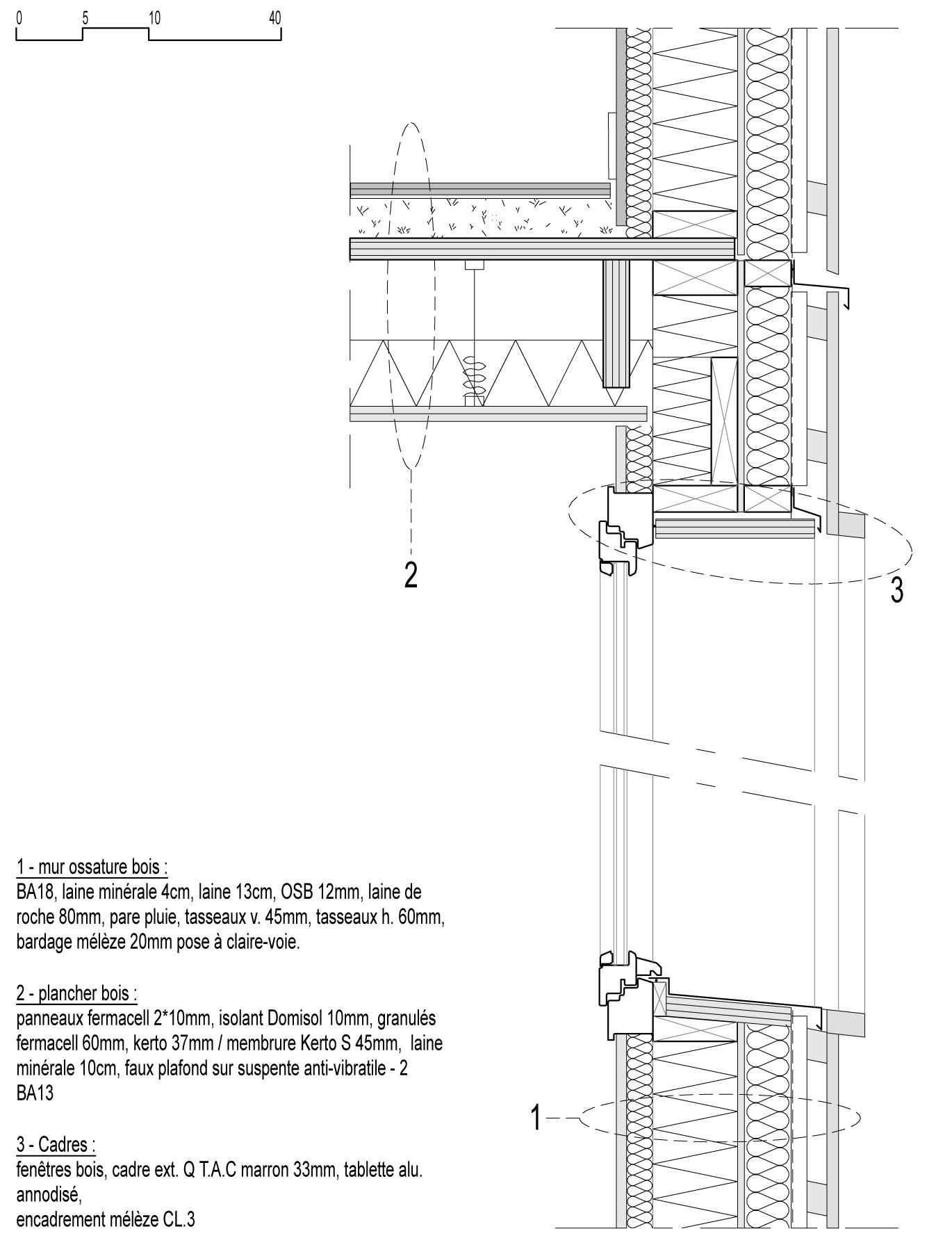Gallery Of Tete In L Air Koz Architectes 19