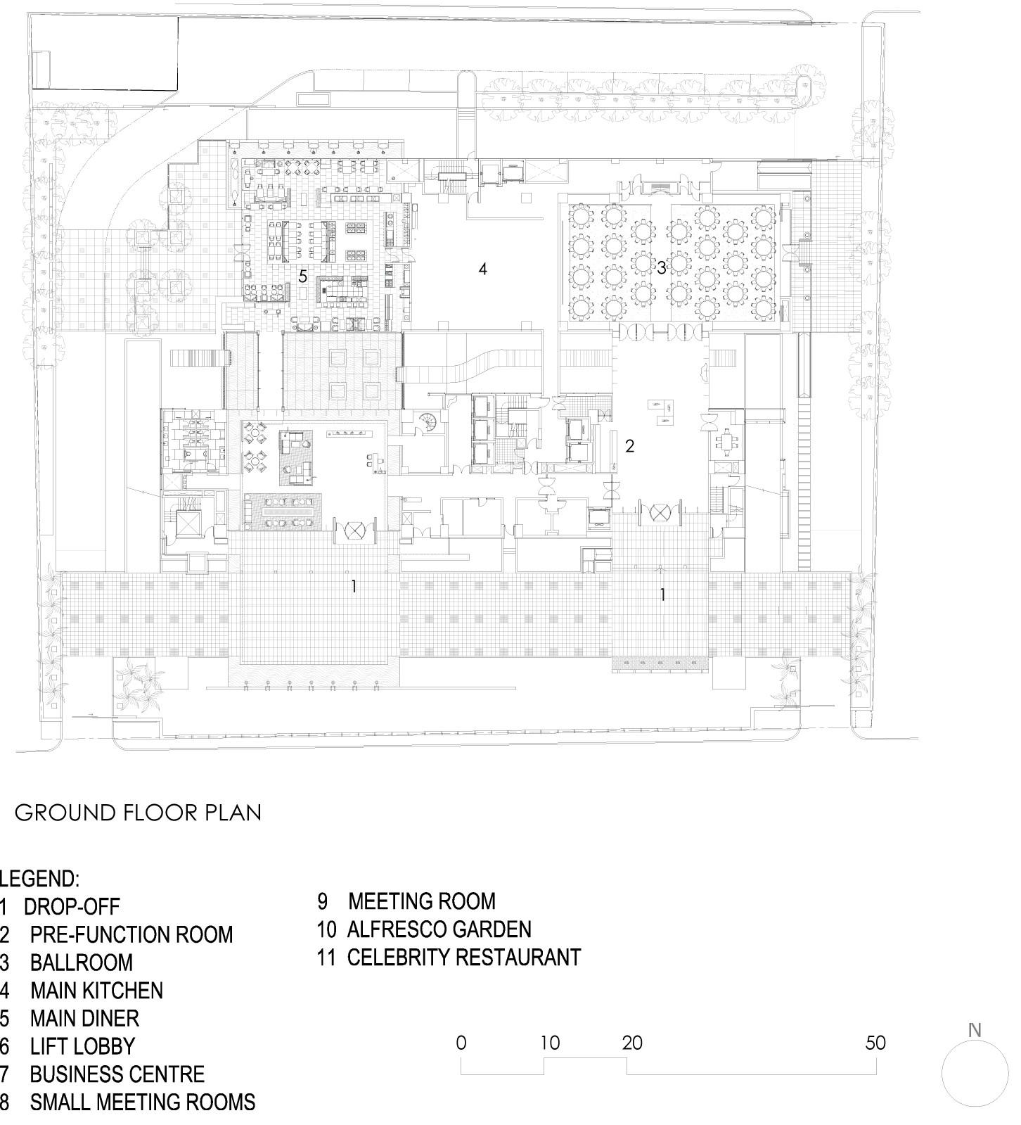 gallery of vivanta by taj gurgaon wow architects warner wong