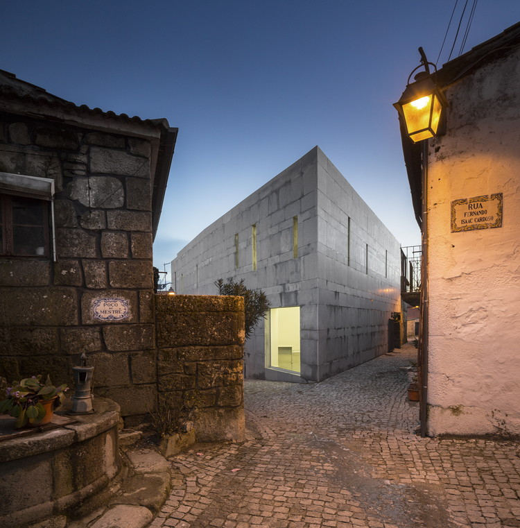 Centro de Interpretação da Cultura Judaica Isaac Cardoso / Gonçalo Byrne Arquitectos + Oficina Ideias em linha, © Fernando Guerra | FG+SG