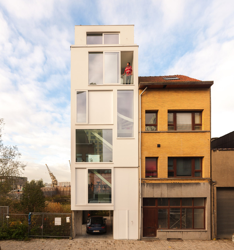 Casa BRZ / P8 architecten, © Luc Roymans