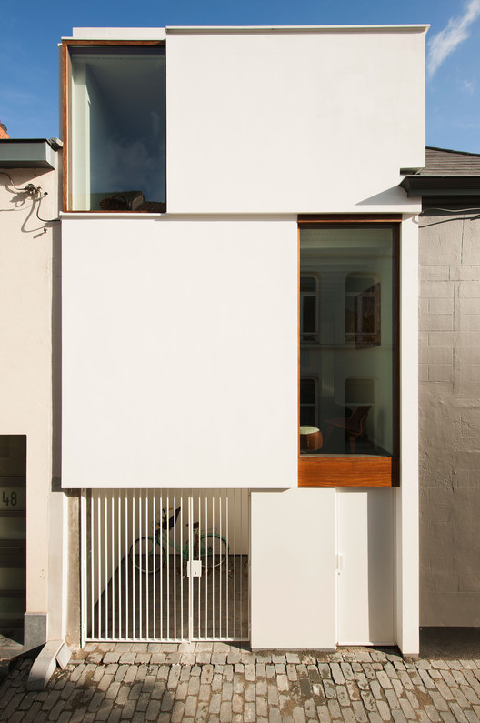 house LKS / P8 architecten, © Luc Roymans