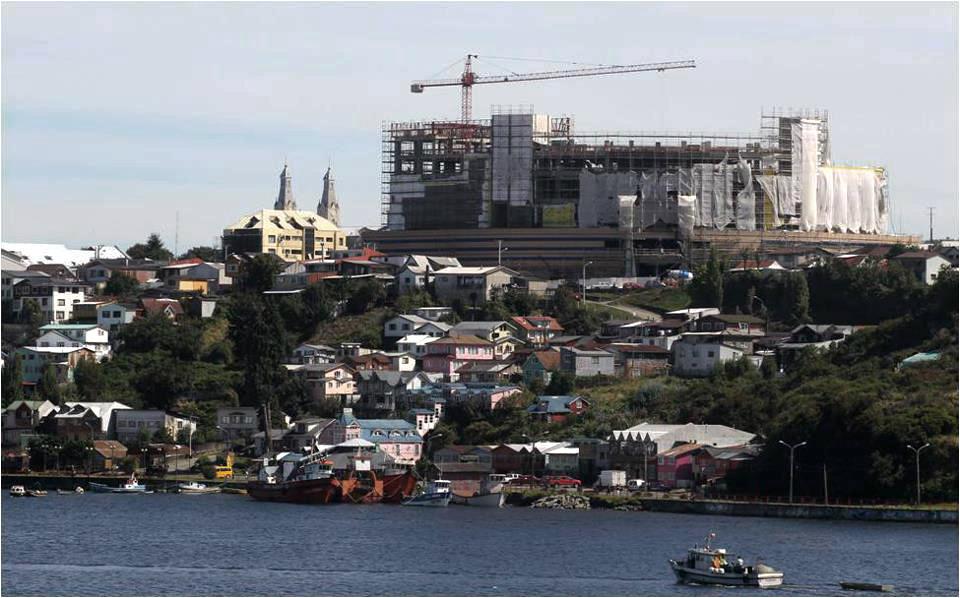 Chile: Colegio de Arquitectos y Decanos rechazan sorpresivo cambio en la Ordenanza, @gerardovallep vía twitter