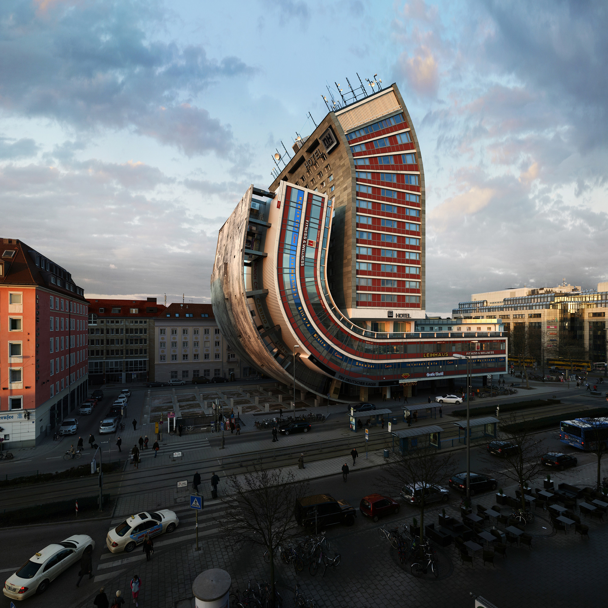 Photographer Victor Enrich Reshapes An Existing Hotel 88 Times Archdaily