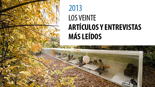 Los 10 artículos y entrevistas más leídos en el 2013