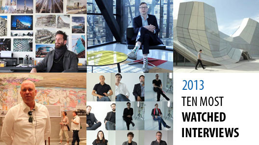 The Ten Most Watched Interviews of 2013