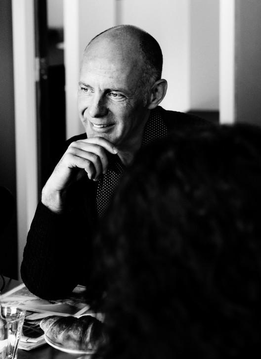 Ben van Berkel. Image © Inga Powilleit