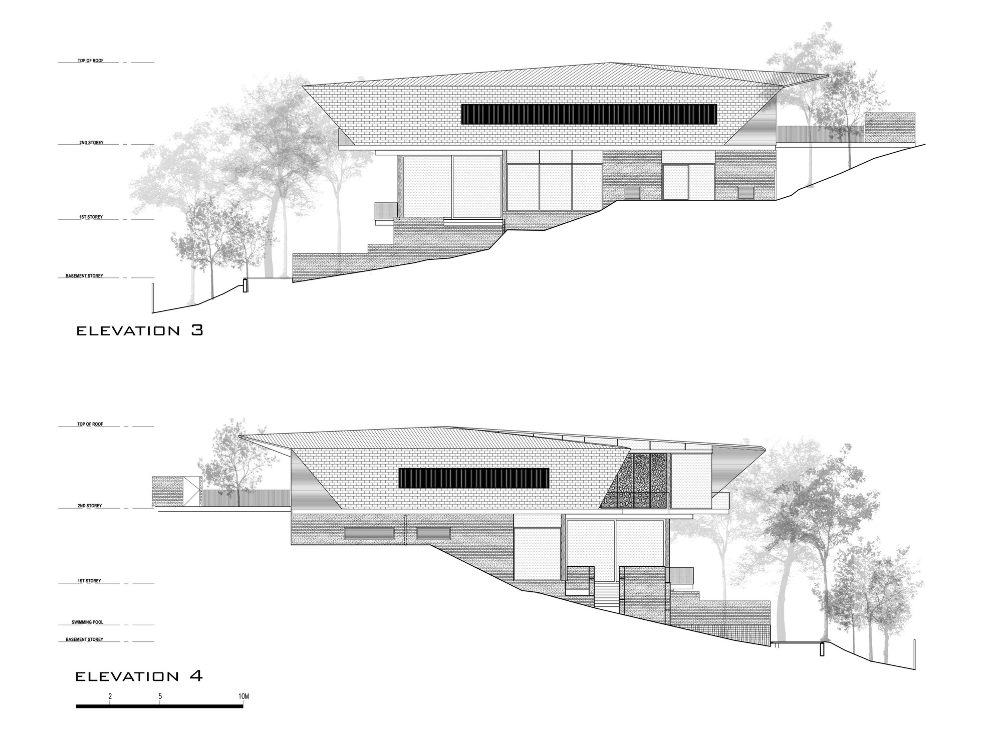 Gallery Of Hillside House Ar43 Architects 14