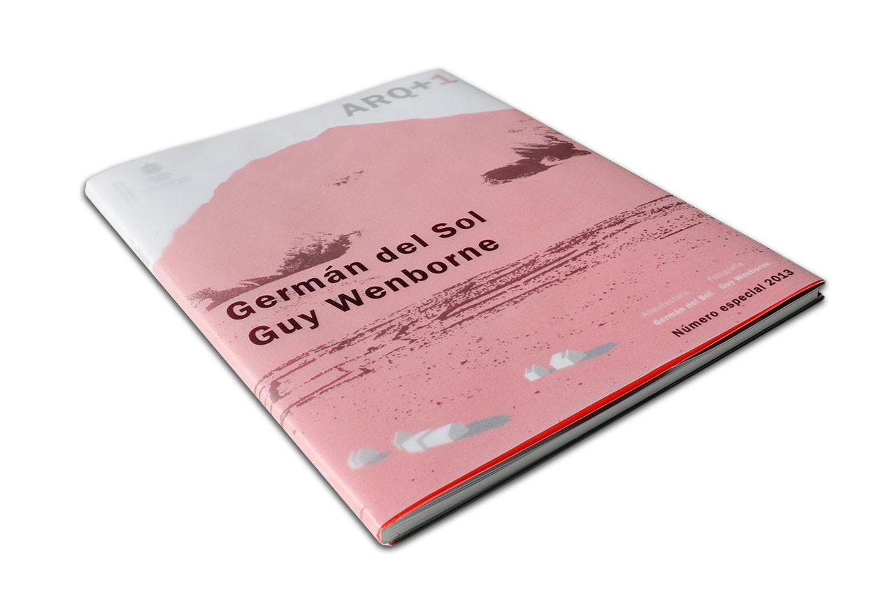 Revista ARQ+1: Germán del Sol, Guy Wenborne